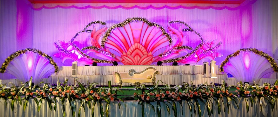 Stage decorations in palanipandalmanavaraimandapamflowerevent temp altavistaventures Image collections