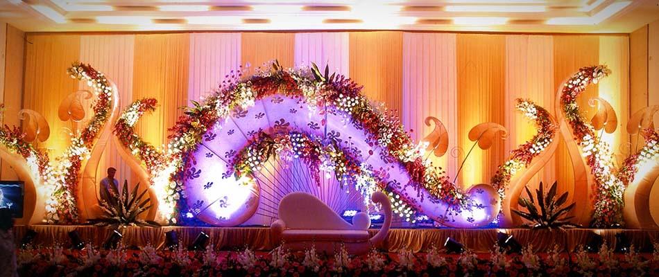 Stage decorations in palanipandalmanavaraimandapamflowerevent temp thecheapjerseys Choice Image